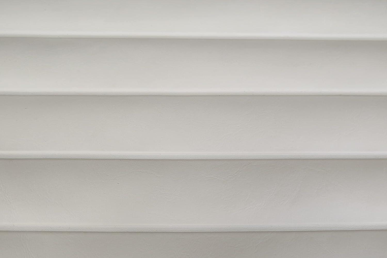 quality assurance Pleated Marine Vinyl Upholstery Fabric Sample 3
