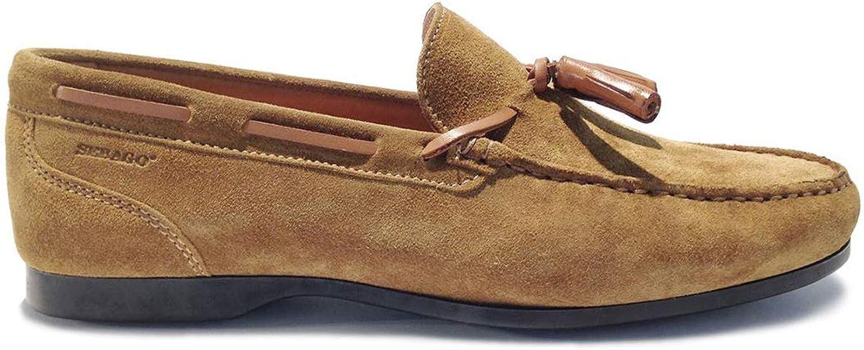 Seväskao Seväskao Seväskao herrar Trenton mocka Loafers  skydd efter försäljning