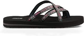 Women's Olowahu Flip-Flop - 8 B(M) US - Felicitas Black