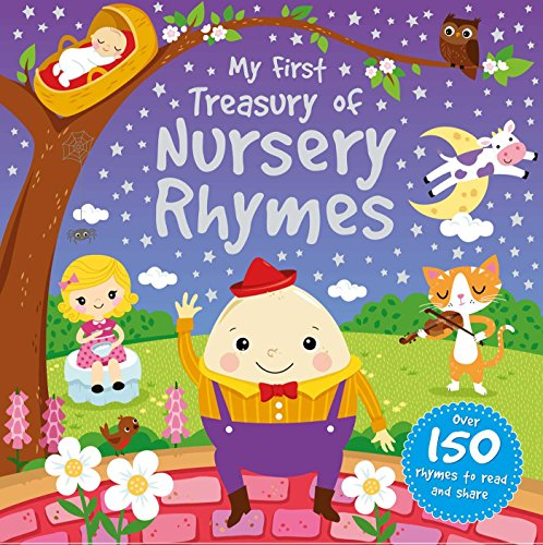 Compare Textbook Prices for My First Treasury of Nursery Rhymes: Over 150 rhymes to read and share  ISBN 9781785570872 by IglooBooks
