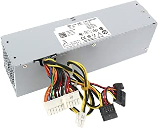 S-Union 240W Power Supply Unit for Dell OptiPlex 390 790 960 990 3010 9010 Small Form Factor System SFF H240AS-00 H240AS-0...