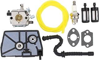 MOTOKU Carburetor Air Filter Fuel Line Filer Carb for Stihl 028 028AV 028 AV Super Wood Boss Chainsaw Replaces Walbro WT-1...