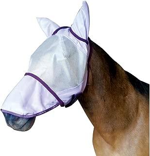 ERS Centaur Super Fly Mask - Full Long Nose - Size:Full Color:Blue