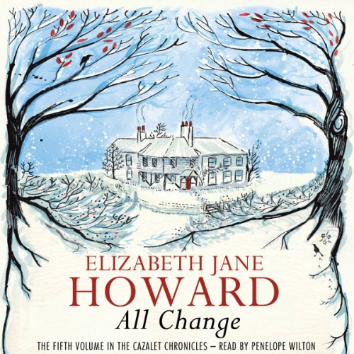 All Change audiobook cover art