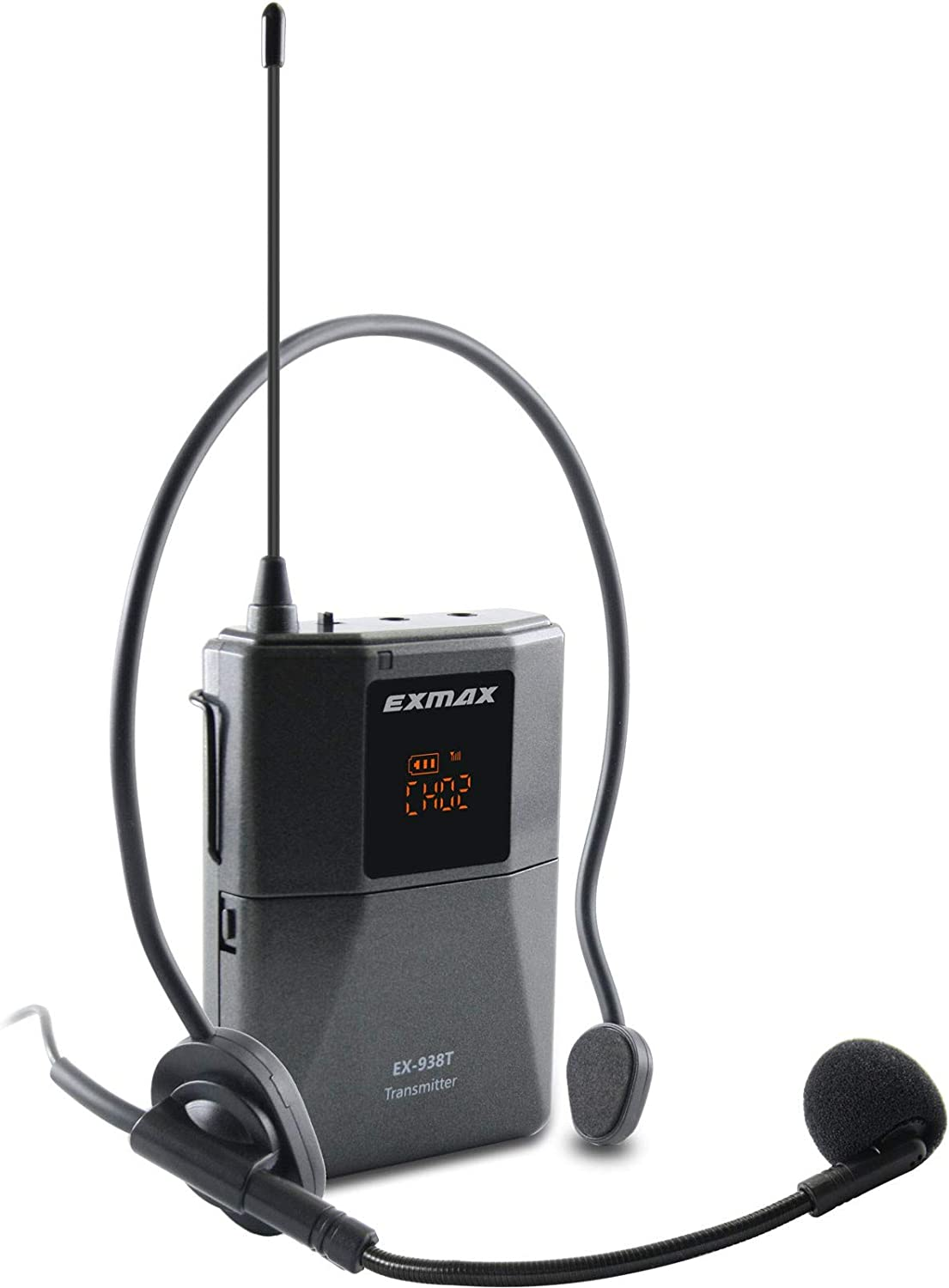 EXMAX Finally popular brand EX-938 Wireless Headset Microphone Inter System Guide We OFFer at cheap prices Tour