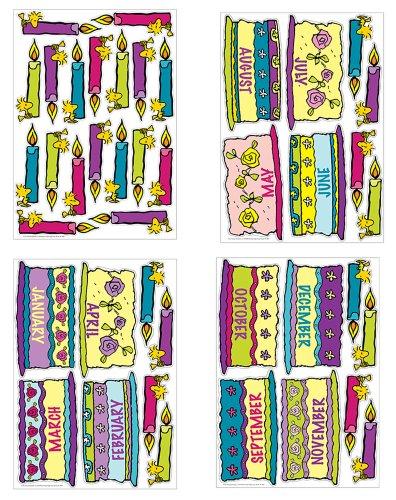 Eureka Peanuts Celebrate Bulletin Board Sets (847005) Photo #2