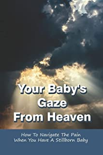 Your Baby's Gaze From Heaven: How To Navigate The Pain When You Have A Stillborn Baby: A Man'S Perspective