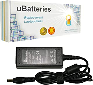 UBatteries Compatible 19V 45W AC Adapter Charger Replacement For Toshiba Satellite C40 C40-A C40t-A C55 C55-A C55-B C55D C55D-A C55D-S C855 C855D C855-S C855D-S C855D-SP Fits Part# PA5177U-1ACA Series