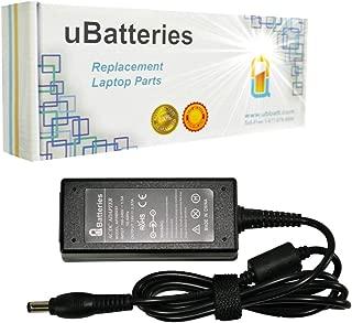 UBatteries Compatible 19V 45W AC Adapter Charger Replacement for Toshiba Satellite L40 L40-A L45 L45-C L45t L40D L40D-A L40Dt L40Dt-A L40Dt-B L50 L50-A L50D L50D-A L50-C L50D-A L50t L55 L55t L55W