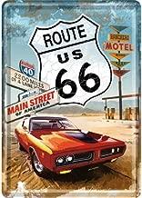 Tableau toile mont/ée datelier Vintage Am/érique Auto Route 66/USA m/écanicien Garage Wallsticker Canvas Picture Print amvfpp10518