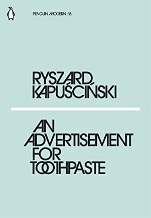 An Advertisement for Toothpaste (Penguin Modern) (English Edition)
