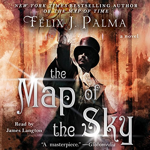 The Map of the Sky audiobook cover art