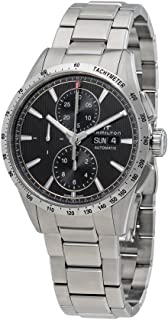 Hamilton Broadway Auto Chrono H43516131 Grey / Silver Stainless Steel Analog Automatic Men's Watch