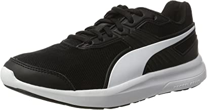 Escaper Mesh Puma Black-Puma White Men's Athletic & Outdoor Sandals, Black, 10.5 UK (45 AE),364307