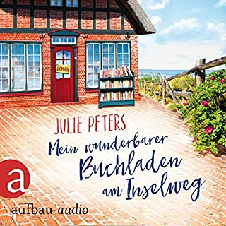 Mein wunderbarer Buchladen am Inselweg                   By:                                                                                                                                 Julie Peters                               Narrated by:                                                                                                                                 Julia von Tettenborn                      Length: 8 hrs and 43 mins     Not rated yet     Overall 0.0