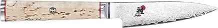 """Miyabi 5000MCD-B Shotoh / Paring Knife - Birch Wood Handle, 3.5"""""""