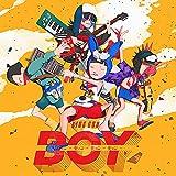 BOY / King Gnu