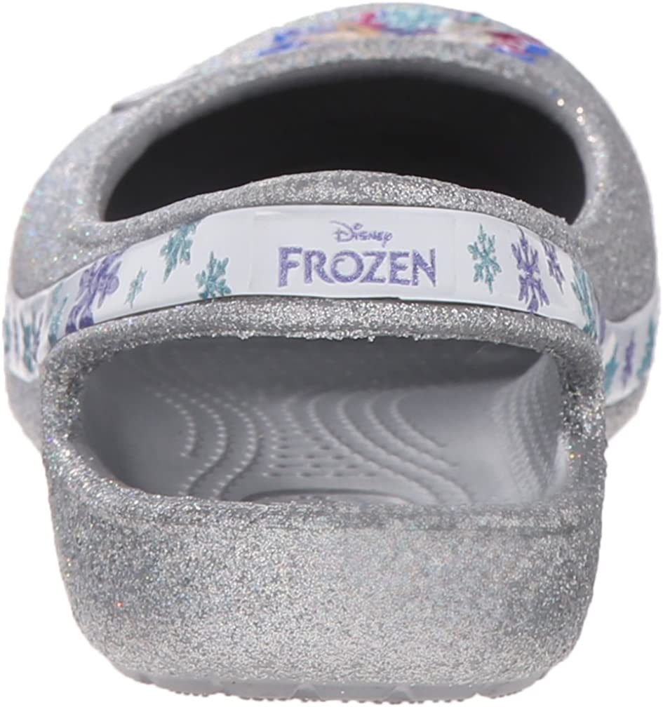 Crocs Kids' Genna II Frozen Slingback Flat