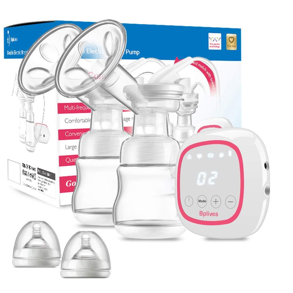 Electric Protable Breastfeeding Adjustable Protector