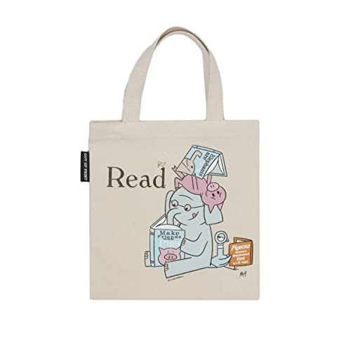 74aa3707890 Out of Print Literary and Book-Themed Canvas Tote Carrying Bag for Book  Lovers