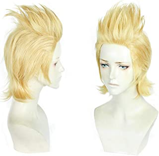 耐熱コスプレウィッグ 二番目の城 通形ミリオ カツラ パーティー wig +おまけ2点