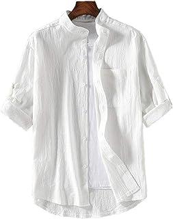 Amazon.es: Hombre Camisa Blanca