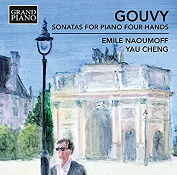 Gouvy: Sonatas for Piano 4 Hands