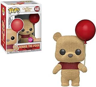Funko Pop! Christophe Robin Flocked Winnie the Pooh (Globo de sujeción) #440 (Caja de almuerzo exclusivo)