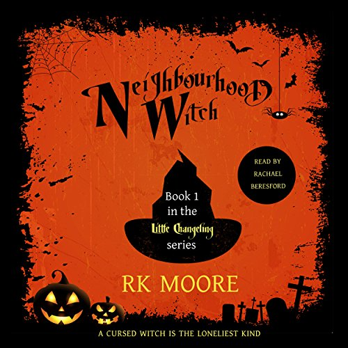 Neighbourhood Witch: A Paranormal Romance cover art