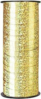 ROSENICE 0.6cm10m intrecciato cordoncino tagliare Nastro nuziale Decorazione del partito di decorazione di mestieri diy Nero e oro