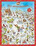 Pixi Adventskalender 2016: jetzt mit 2 x Pixi-kreativ, 2 x Maxi-Pixi und 20 Pixi-Bchern