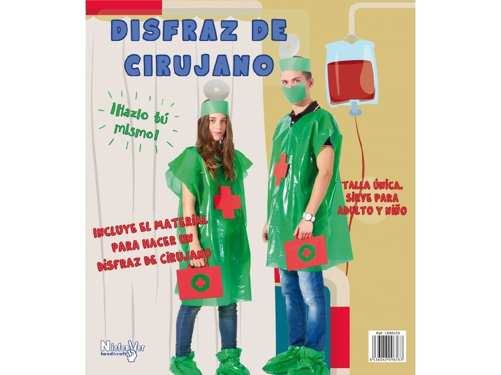 My Disfraz: Disfraz Bolsa Basura