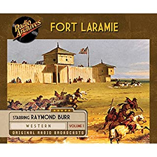 Fort Laramie, Volume 1 cover art