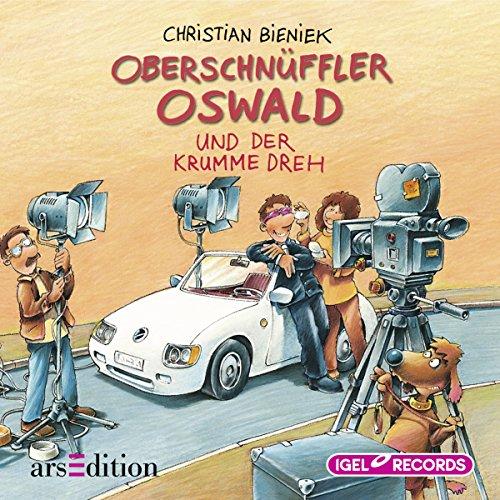 Oberschnüffler Oswald und der krumme Dreh Titelbild