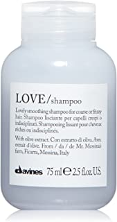 Davines Love Smoothing Shampoo, 2.5 Fl Oz