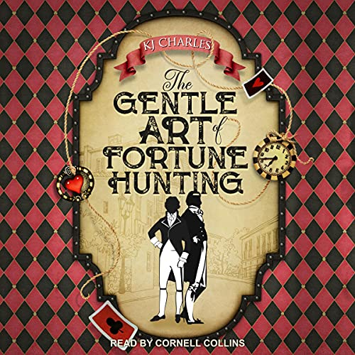 The Gentle Art of Fortune Hunting cover art