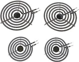 Kitchen Basics 101: 4 Piece Set MP22YA Electric Range Burner Surface Element (2) MP15YA 6