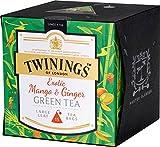 Twinings Platinum Mango y jengibre té verde 15 bolsitas de té