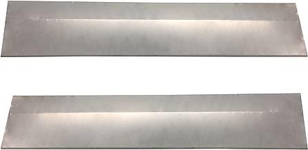 Motor City Sheet Metal - Works With 1994-01 DODGE PICKUP CREW CAB & 4DR EXT CAB FRONT LOWER DOOR SKINS 4 DOOR PAIR!