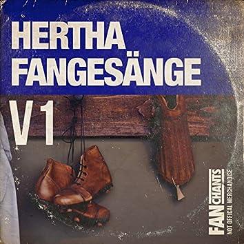 Hertha Fans - Die Sammlung I (Hertha Berlin Fangesänge) 2nd Edition