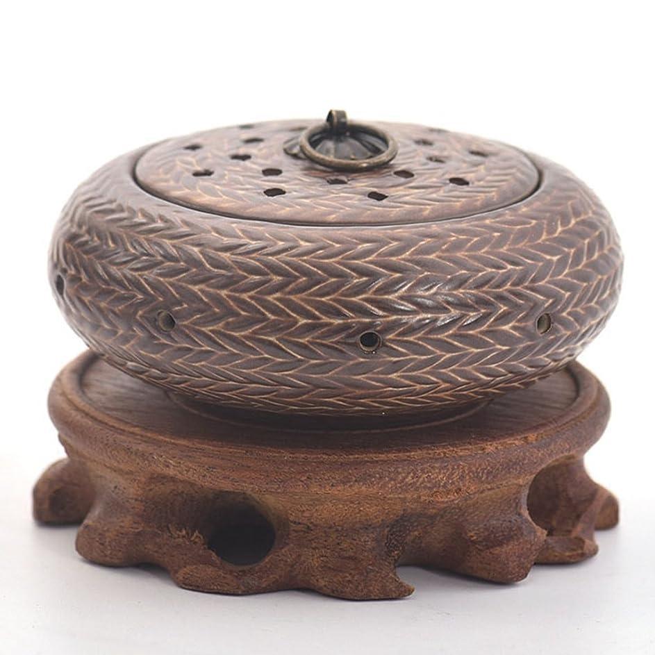 似ている滝寝具(ラシューバー) Lasuiveur 陶磁器 香炉 香立て 線香立て お香立て