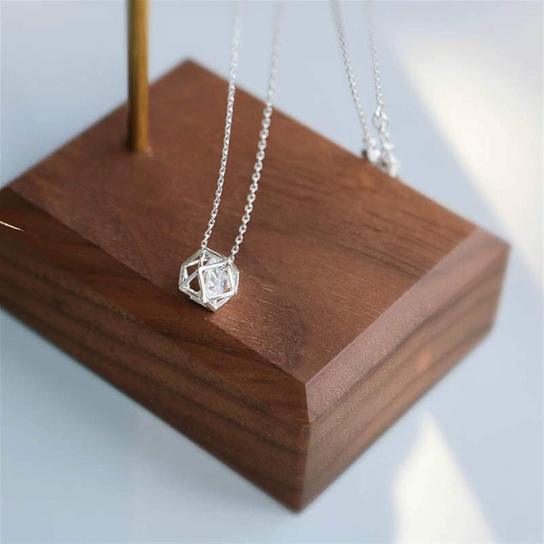QWERBAM Bohemian Geometric Necklaces for Women Vintage Necklaces Collares Accessories