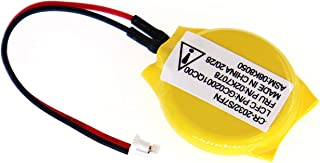 ExHung CMOS電池 バックアップバッテリー 適用する Thinkpad T440P T440S L440 L540 T540P W540 T450 T450S T550 L450 W550S W541 P50 P70 T460S T56...