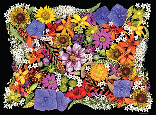 Buffalo Games Posy Patch 1000 Piece Jigsaw Puzzle $6.82 + FS w/  Prime or on orders of $25+