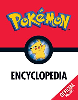 The Official Pokemon Encyclopedia [Hardcover] [Nov 17, 2016] Pokemon