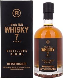 Reisetbauer Single Malt 7 Years Old Distillers Choice mit Geschenkverpackung Whisky 1 x 0.7 l