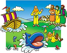 Best jonah and the whale bible story Reviews