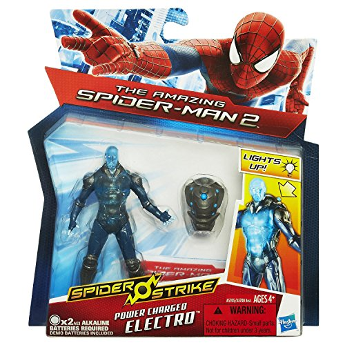 The Amazing Spider-Man 2 – A5705 – Spider Strike – Electro Puissance Chargée (Import Royaume-Uni)