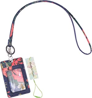double id badge case