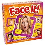 Image of Drumond Park Face It | The Family Game of Guessing Expressions! Family Board Games For Kids | Party Games Suitable for Adults and Children Aged 8 9 10 11 12+ Years